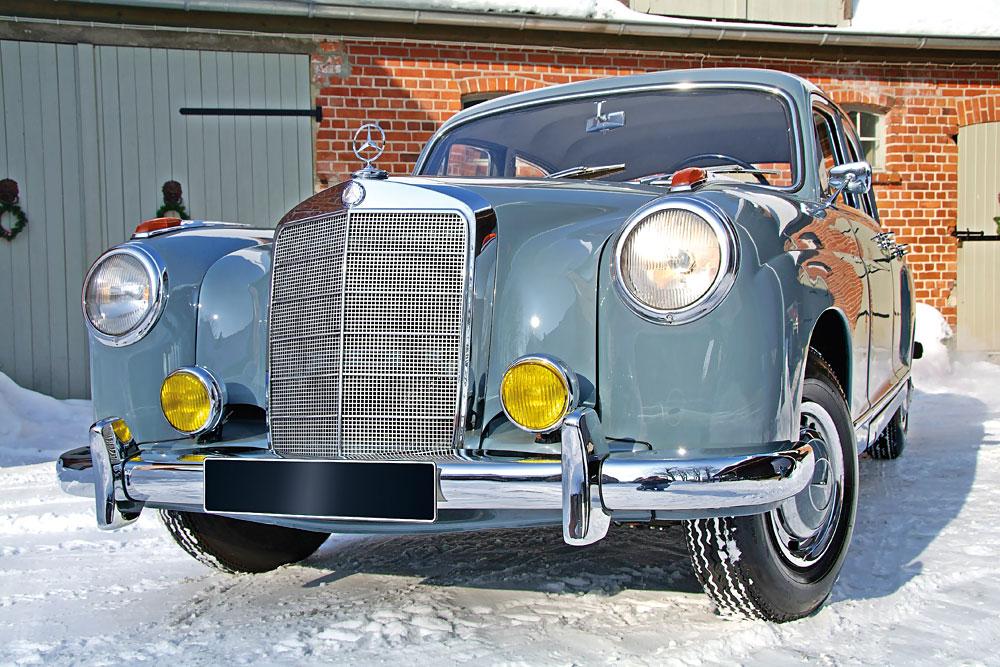 Mercedes Ponton  Kaufen
