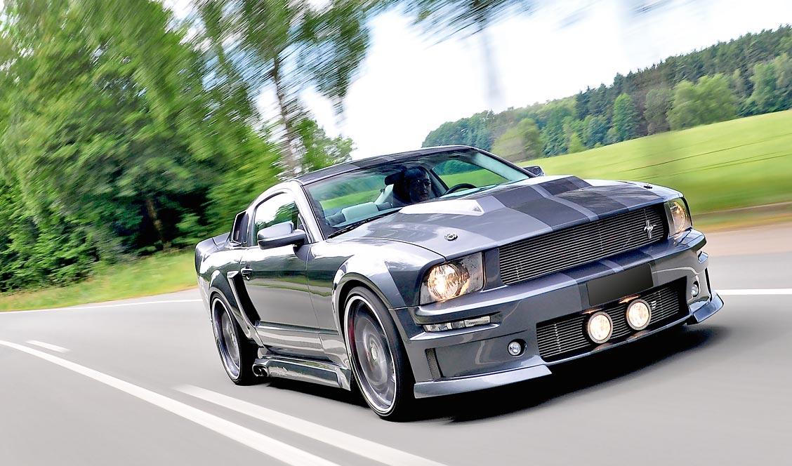Mustang Gt 550 Eleanor Eine Frage Des Kleingelds