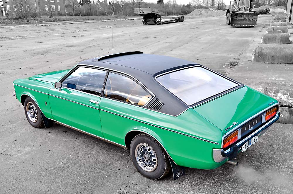 1976 Ford Granada For Sale Document Moved
