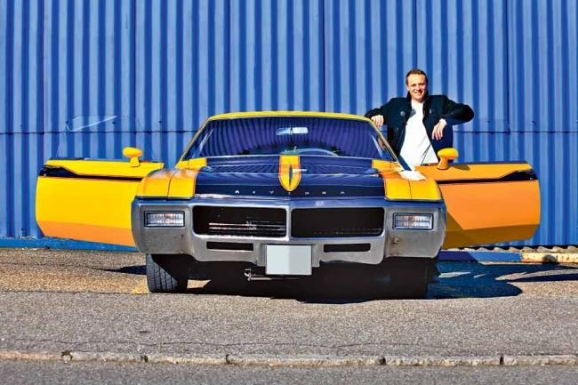 Ein halber Italiener – Buick Riviera 1968