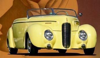 Roadstar 40er Mercury Roadster