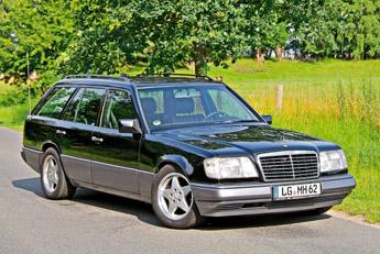 Kaufberatung Mercedes W124 – Ein Freund fürs Leben