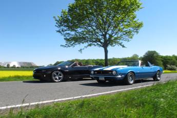 Kaufberatung Chevy Camaro Convertible 1968 / 2011