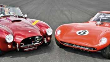 Giganten der Rennstrecke – Cobra vs. Cheetah