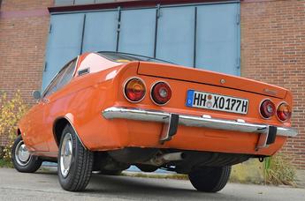 Kaufberatung Opel Manta A