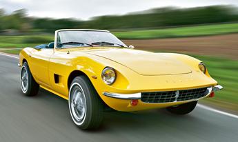 Mustang auf Italienisch: Intermeccanica Italia