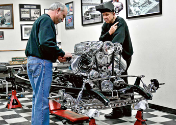 Shop Tour: Roy Brizio Street Rods