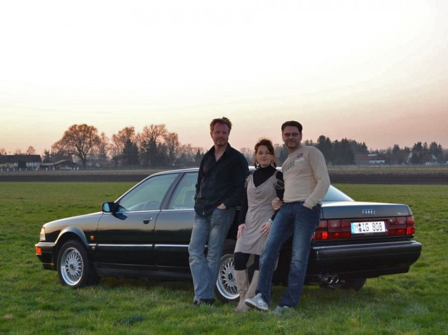 Ehemalige und aktuelle V8-Fahrer