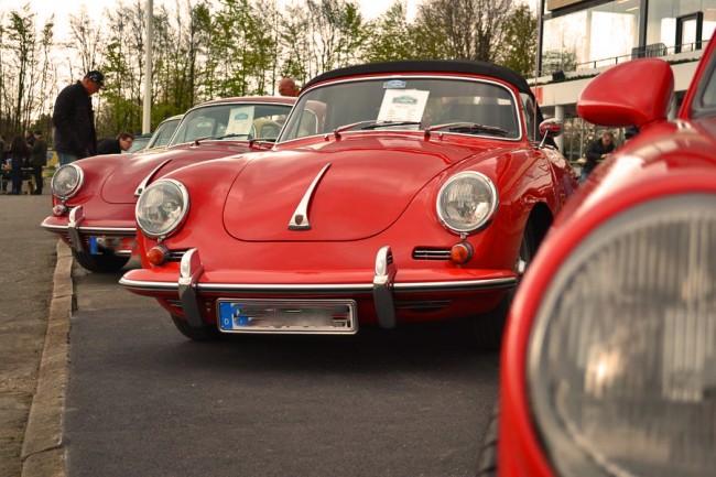 Generationen von automobilem Kulturgut