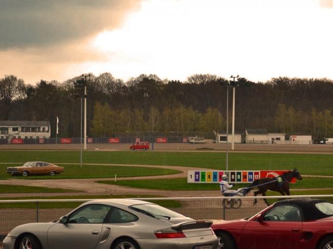 Renner und das Rennen