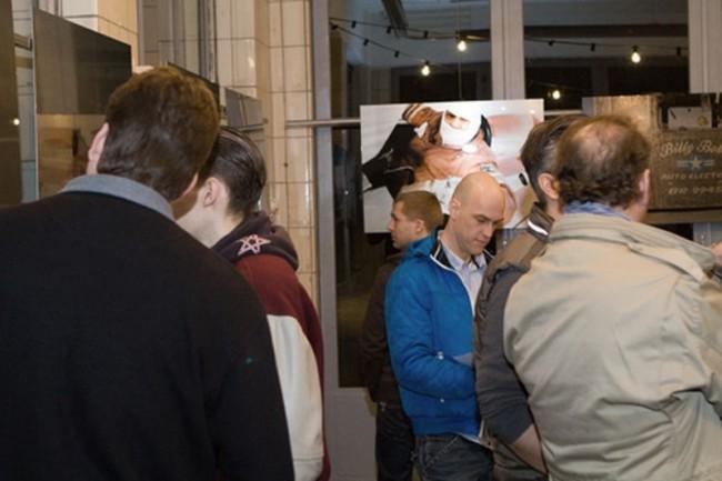 Und wir treffen auch andere Fotografen, hier Olli Specht.