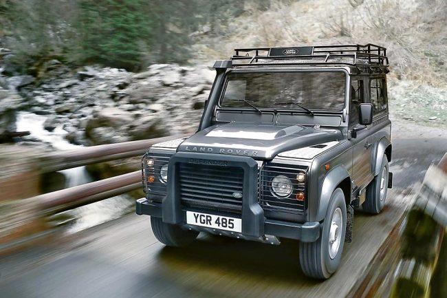 Land Rover Defender – Der Verfechter der Tradition
