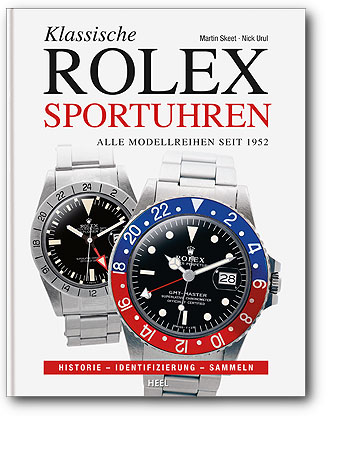 Buchvorstellung: Klassische Rolex Sportuhren