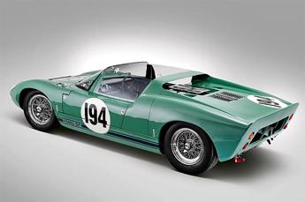 Der verschwundene Roadster – Ford GT Roadster
