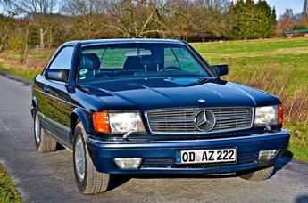 Kaufberatung Mercedes C126 S-Klasse Coupé (SEC) – Das Coupé mit dem Verwöhn-Aroma…