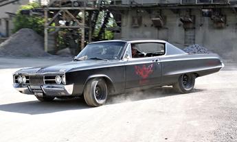 67er Dodge Monaco – Das Rock'n'Roll-Mobil aus dem Fürstentum