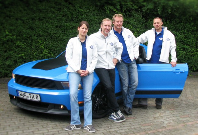 Das TRÄUME WAGEN KraftStoff Team