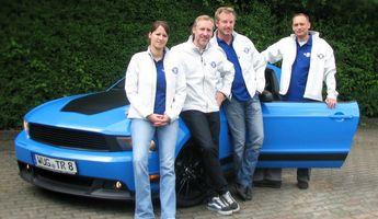 Es geht los! Die TRÄUME WAGEN Rallye 2012!