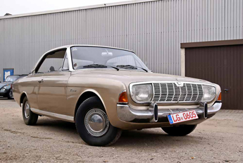 Ford Taunus P5 TS Hardtop Coupé