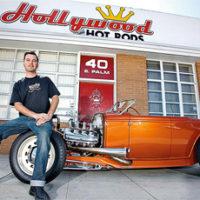 Shop Tour: Hollywood Hot Rods