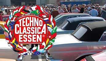 Edelblech, Preisrekorde, Patina – TECHNO-CLASSICA ESSEN 2012