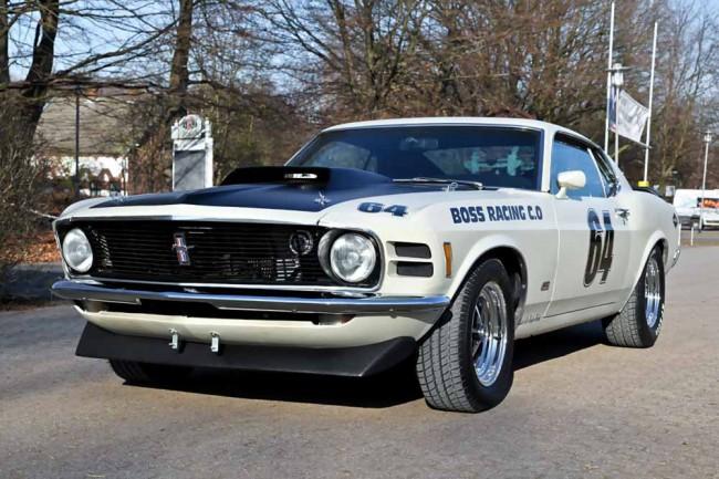 Mustang Boss Racing – Wer ist hier der Boss?