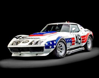 Stars & Stripes – 1969 Chevrolet Greenwood Racing Corvette