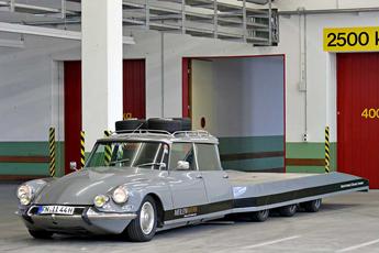 Eine Göttin zum Niederknien – Citroën DS Tissier