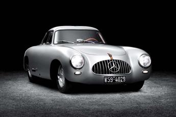 Eine Frage von Generationen – 60 Jahre Mercedes-Benz SL