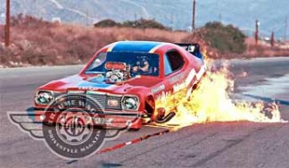Hot Stuff! Dragster Funny Car