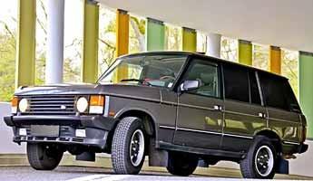 Kaufberatung Range Rover Classic (Serie I) – Der grosse Lord