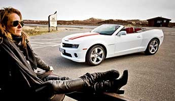Der Inselschreck – Chevrolet Camaro Cabrio