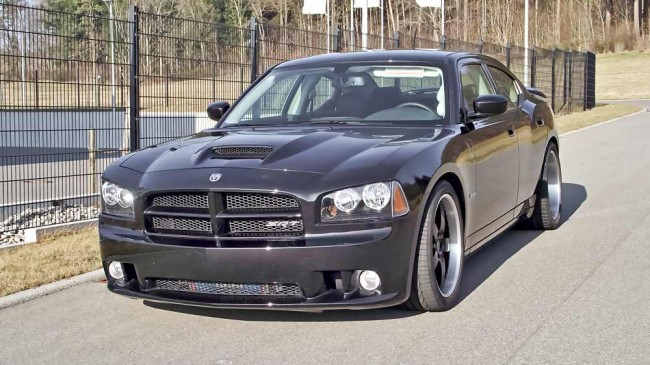 Der 600-PS-Autobahn-Burner – Dodge Charger SRT