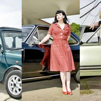 Girls and Cars – 3 Frauen, 3 Autos, 3 Stories