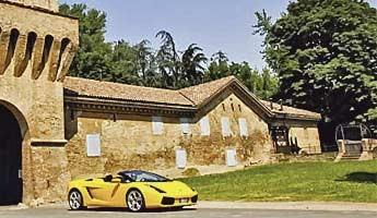Terra di Motori – Echte Schätze in Italien