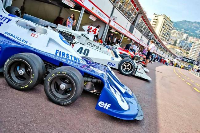 Monaco Grand Prix Historique 2012: Eine Schatzkiste an der Cote d´Azur
