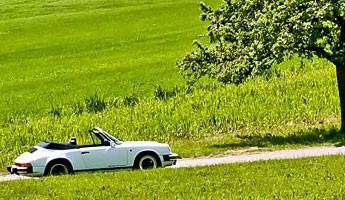 Stuttgarter Offenbarung: Porsche 911 Carrera Cabriolet