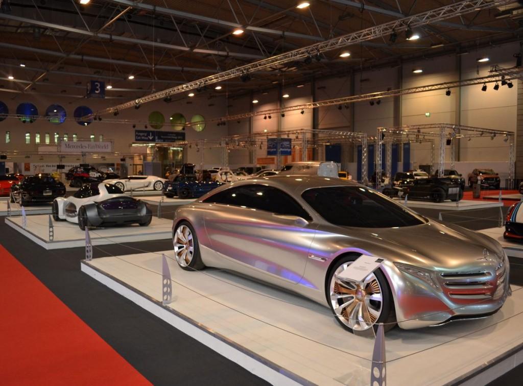 Mercedes-Benz Concept Studien