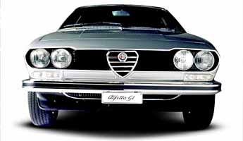 Alfa Romeo feiert: 40 Jahre Alfetta – Beginn der Transaxle-Ära