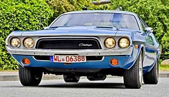 Kaufberatung Dodge Challenger Coupe