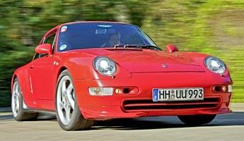 Kaufberatung Porsche 993 Coupé – Die beste aller Luftnummern