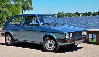 Kaufberatung: VW Golf I Generation Golf 1
