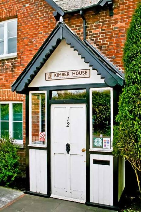 Kimber House: Heim des MG Car Club, der die Historie der Marke hütet