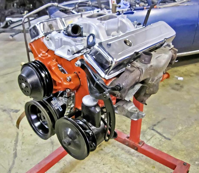 Der Echte und Einzige: Chevy-Smallblock, meistgebauter Motor der Welt