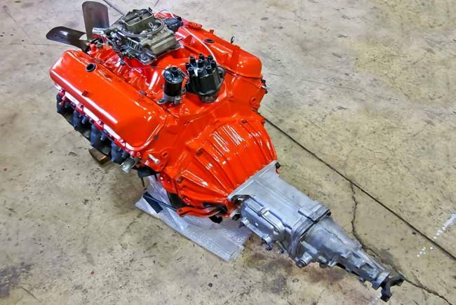 Der echte Bigblock: Chevrolet 427 von 1966. Bis zu 425 PS aus sieben Litern