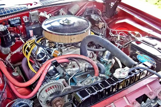 Chrysler, diesmal in klein: 318 cui