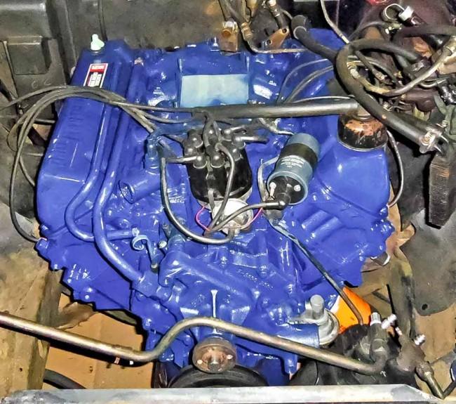 """Großer Ford: 429 cui der letzten Ford """"Bigblock""""-Version"""