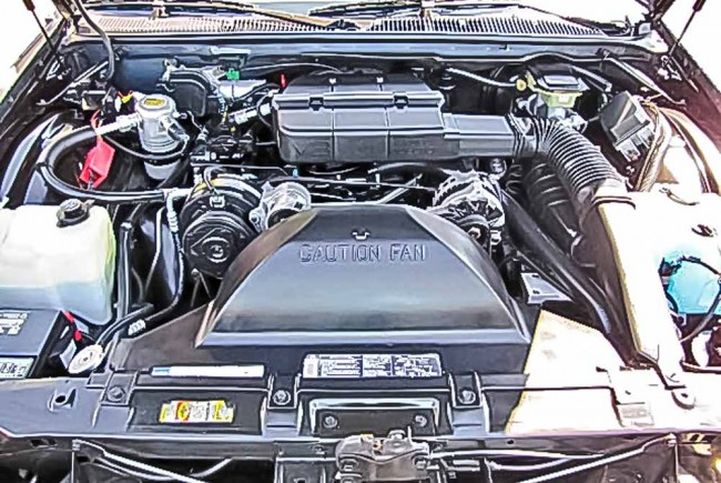 Letzte Ausführung des Chevy-Smallblock: 1993er 305 cui mit Zentraleinspritzung