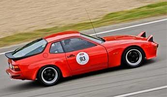 Porsche 924 Carrera GT – Nummer 2 lebt