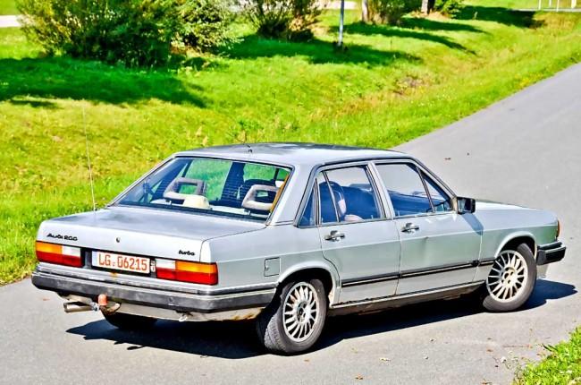 Kaufberatung Audi 200 5T